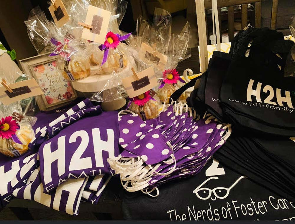 Free Gifts for New Foster Parent Cohort - Heart to Heart Family Services